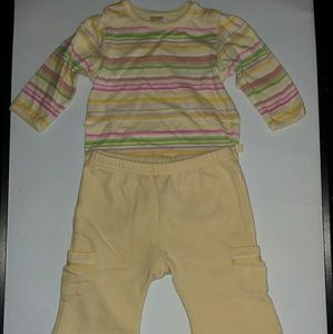 Outfit size 3-6m